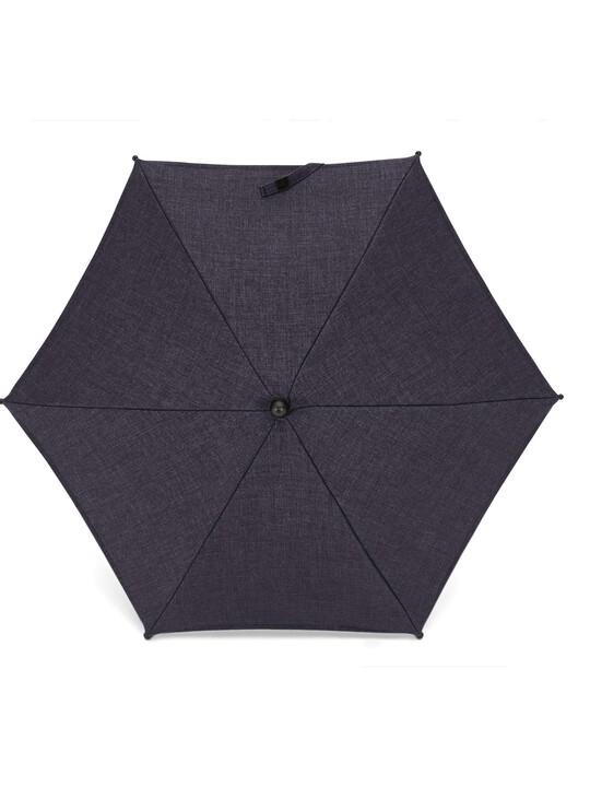 المظلة الممتازة للوقاية من الشمس - باللون الأزرق البحري الداكن image number 1