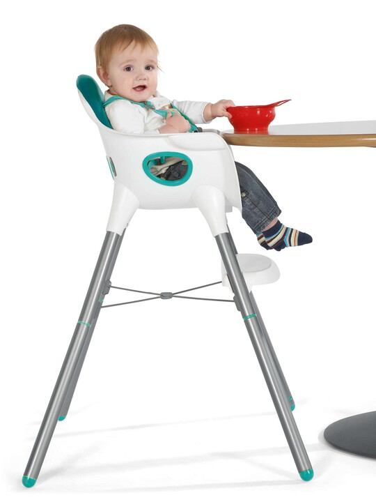 Juice Highchairs - Teal image number 2