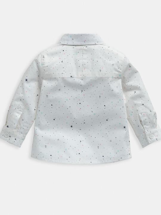 Star Print Shirt image number 2