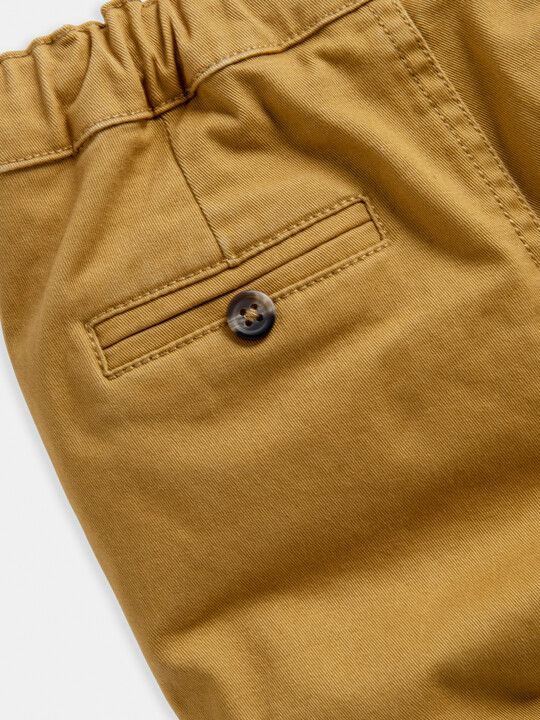 Brown Chino Trouser image number 3