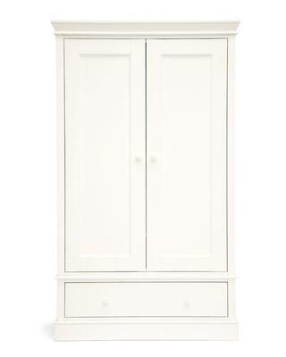 Oxford Wardrobe - White