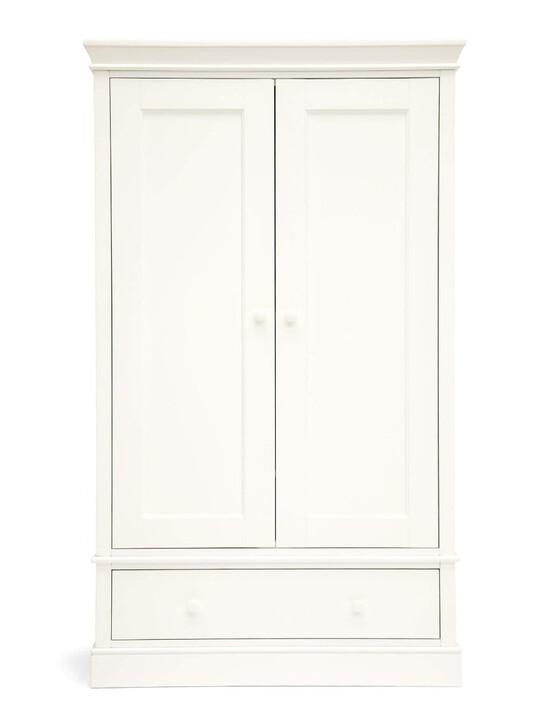 خزانة أكسفورد - أبيض image number 1
