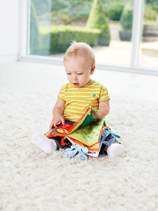 Babyplay - Under The Sea Soft Book image number 3