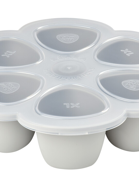 Beaba Silicone Multiportions 6 x 150ml  image number 1