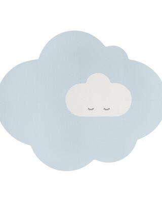 Quut Playmat Cloud Large Dusty Blue