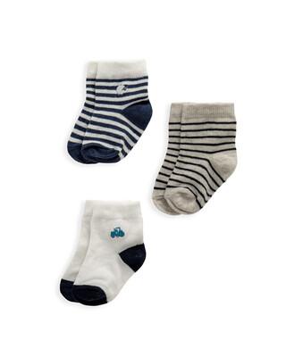 Farm Socks 3 Pack