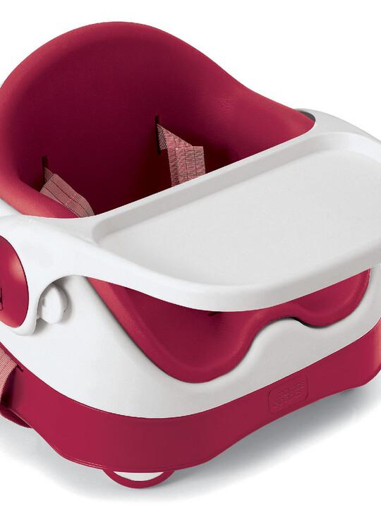 مقعد داعم للطفل الصغير - أحمر image number 3