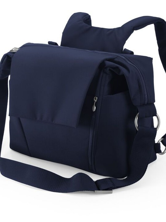XPLORY Changing Bag Deep Blue image number 2