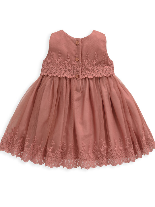 Pink Lace Dress image number 2