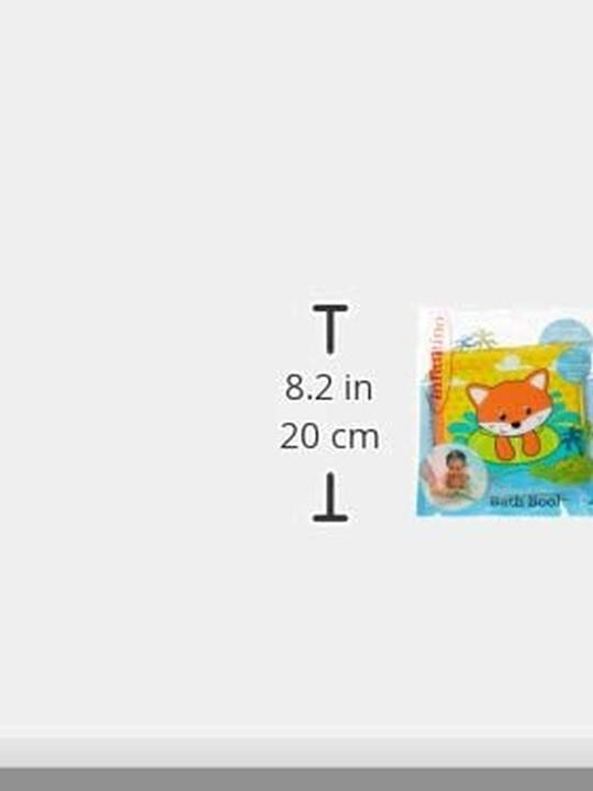 كتاب لحوض الاستحمام من إنفانتينو image number 3