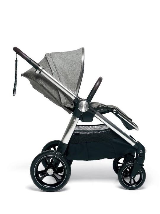 عربة أطفال أوكارو - رمادي منسوج image number 4