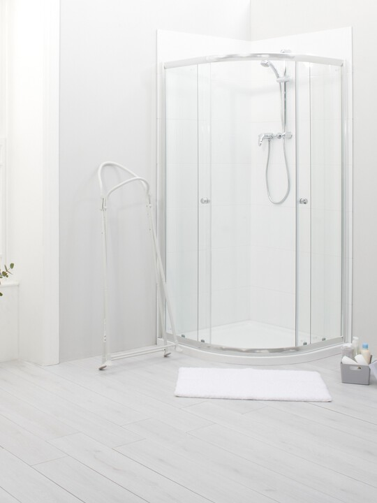 حامل حوض استحمام شناغل قابل للطي image number 2