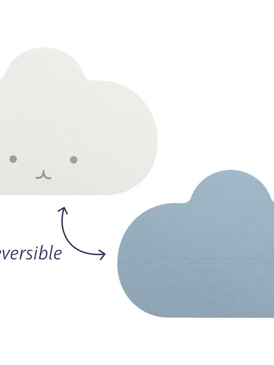 Quut Playmat Cloud Small Dusty Blue image number 5