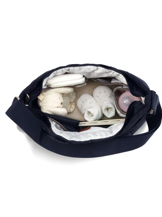 Ellis Shoulder Bag - Navy Quilt image number 3