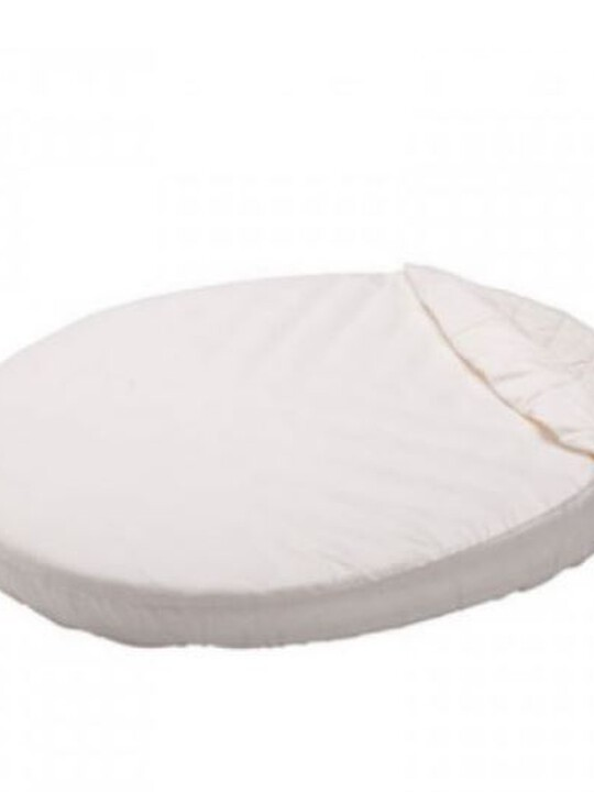 ملاءة سرير Stokkeå¨ Sleepi Mini - أبيض image number 1