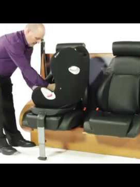 مقعد سيارة Cybex Sirona - أسود رقيق image number 5