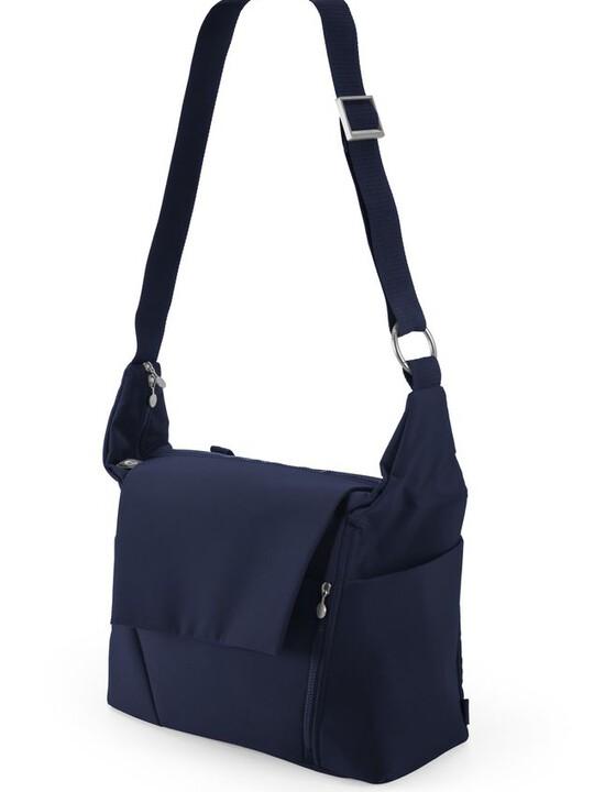 XPLORY Changing Bag Deep Blue image number 4