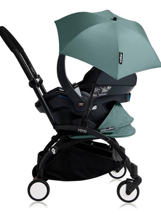 مظلة للحماية من الشمس يويو+ من بيبي زن - أزرق فاتح image number 4