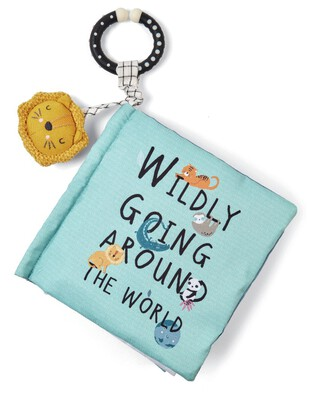 Wildly Adventures Activity Book & Toy