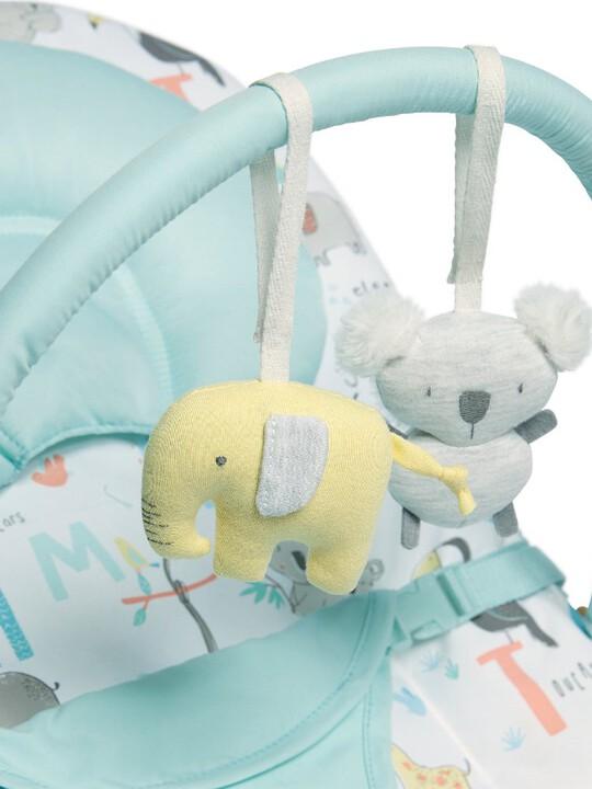 Buzz Bouncing Cradle - Safari Adventures image number 3