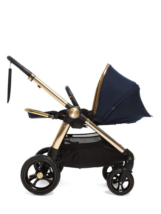 عربة أطفال أوكارو - أزرق داكن image number 1