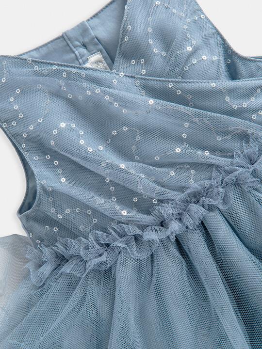 Tiered Sequin Dress image number 3
