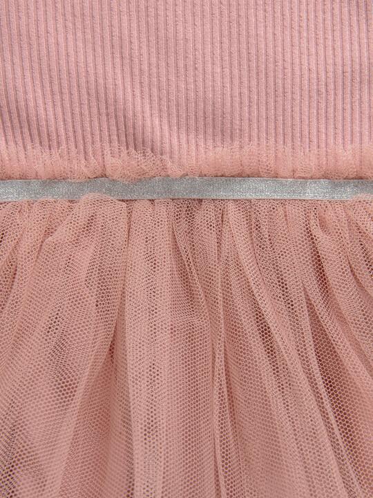 Pink Wrap Dress image number 3
