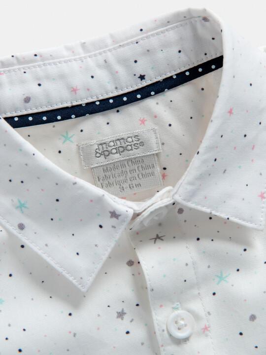 Star Print Shirt image number 3