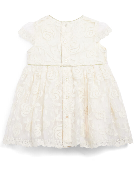 Organza Lace Dress image number 3