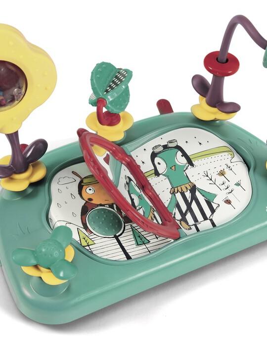 لعبة أنشطة لصينية كرسي الأطفال المرتفع image number 2