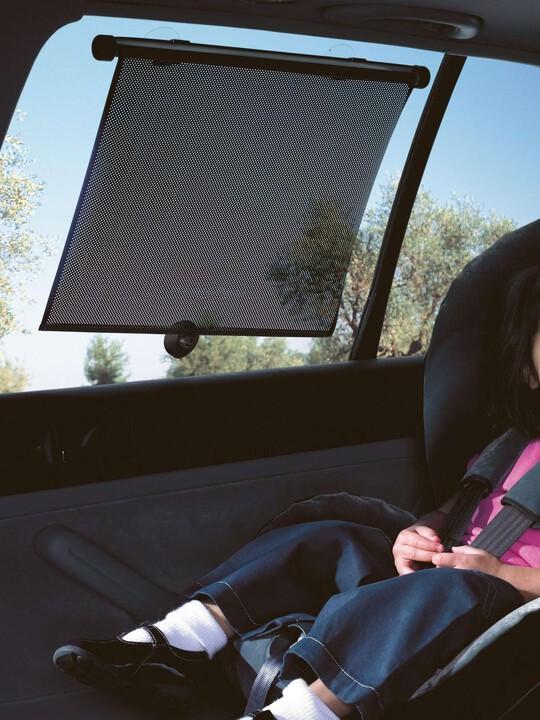 Roller Sunshade 2pack - Black image number 2