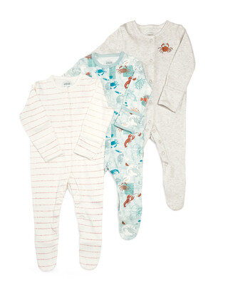 3PK LOBSTER S/SUITS