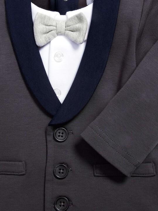 بدلة All-in-One المستعارة للمناسبات image number 3
