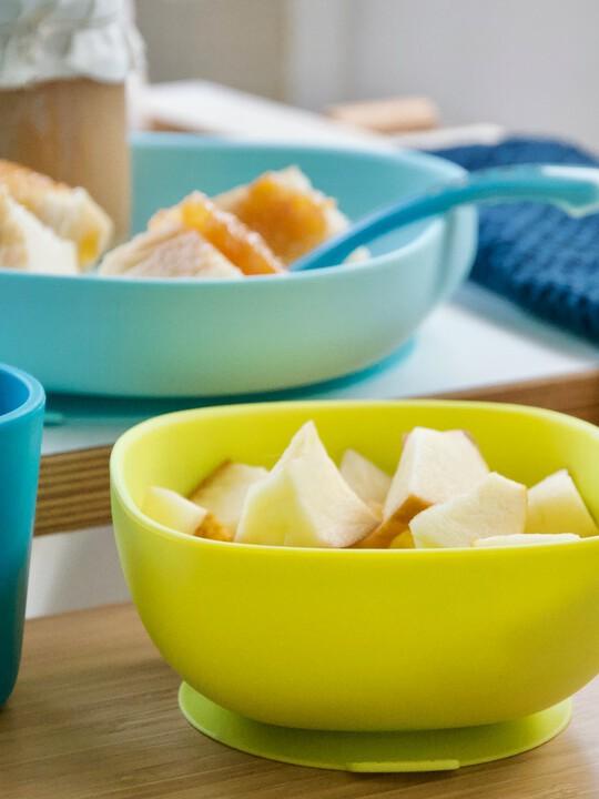 مجموعة أدوات طعام سيليكون من بيبا - 4 قطع image number 4