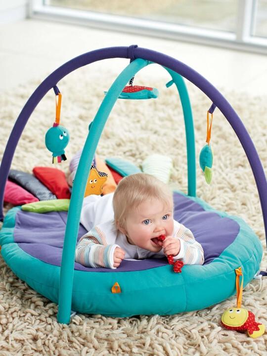 مفرش لعب الأخطبوط لوقت الطعام - Babyplay image number 6