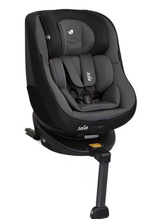مقعد سيارة سبين 360 من جوي - (منذ الولادة/ 1) - أسود image number 1