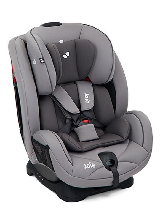 مقعد سيارة جوي لمراحل عمرية متعددة (منذ الولادة/ 1/ 2) - رمادي image number 1