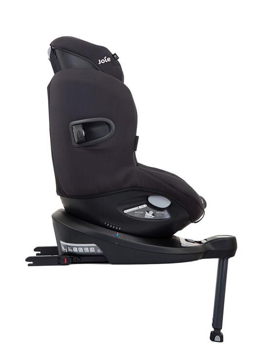 مقعد سيارة آي سبين 360 من جوي للأطفال منذ الولادة/ 1 - أسود image number 5