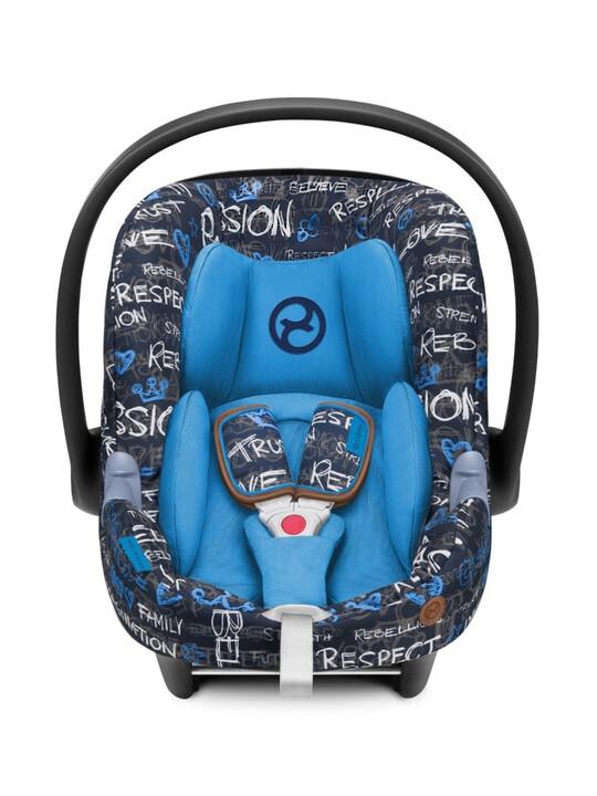 مقعد السيارة سايبكس آتون ام آي سايز - أزرق image number 2