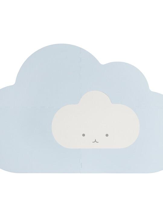Quut Playmat Cloud Small Dusty Blue image number 1