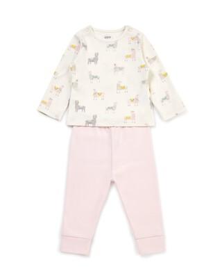 Llama Jersey Pyjamas
