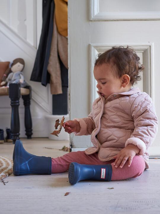 Pink Rib Legging image number 6