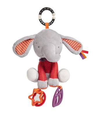 دمية بتصميم الفيل إيبي