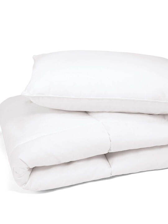 Anti Allergy Cotbed Duvet & Pillow Set image number 1