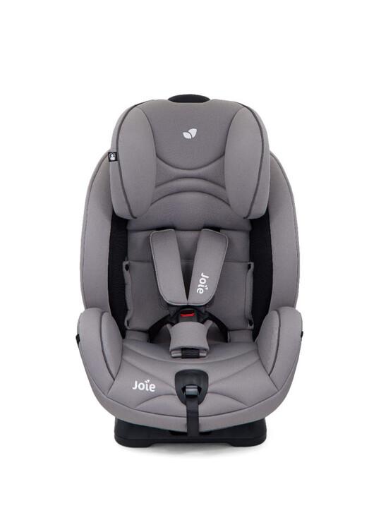 مقعد سيارة جوي لمراحل عمرية متعددة (منذ الولادة/ 1/ 2) - رمادي image number 2
