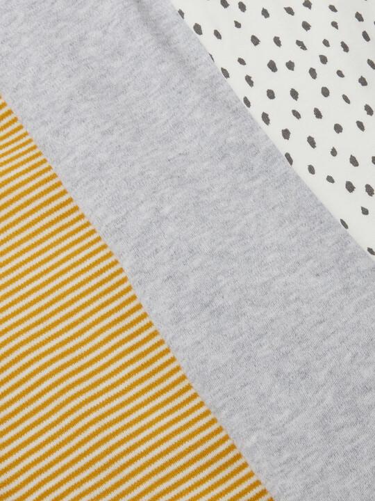 3Pack of  STRPE/SPT Sleepsuits image number 3