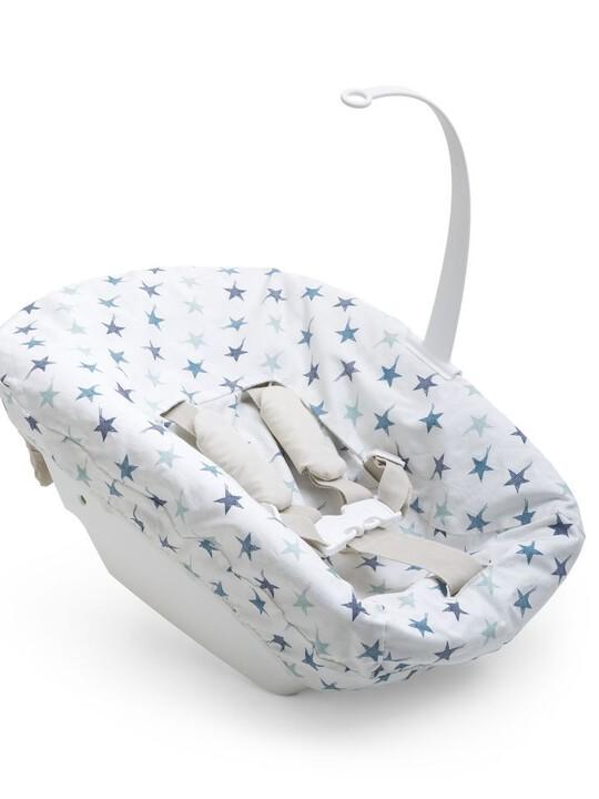 Tripp Trapp Newborn Set Textile Aqua image number 3
