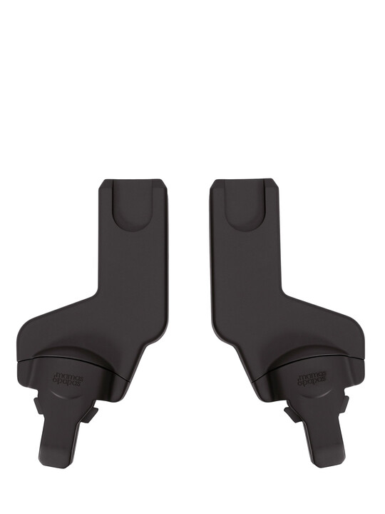 Ocarro, Armadillo Flip XT adaptors for Aton/Maxi-Cosi Car Seats - Black image number 1