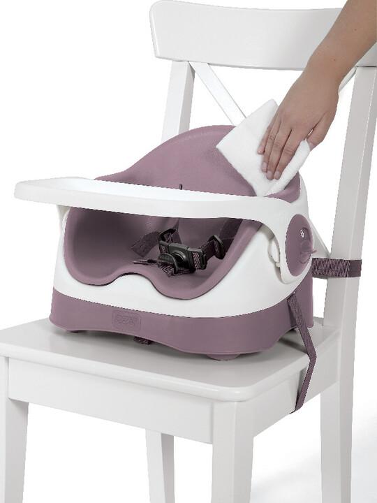 مقعد داعم للطفل الصغير - وردي داكن image number 3