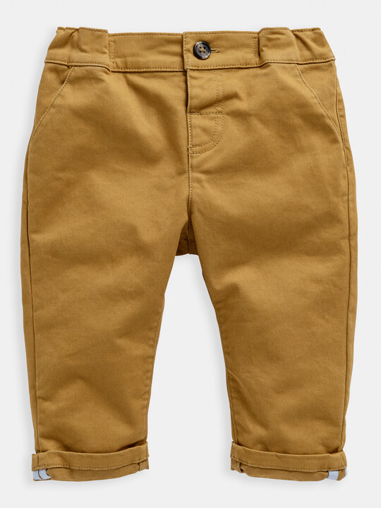 Brown Chino Trouser image number 1